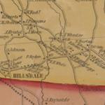 Hillsdale 1851