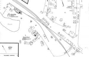 Hillsdale 1912 Fire Insurance Map