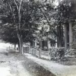 Main Street Hillsdale, 1910