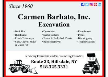Carmen Barbato Excavation